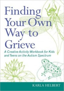 Autism Bookshelf: Finding Own Way To Grieve
