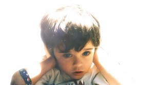 Sam Rubin As Child